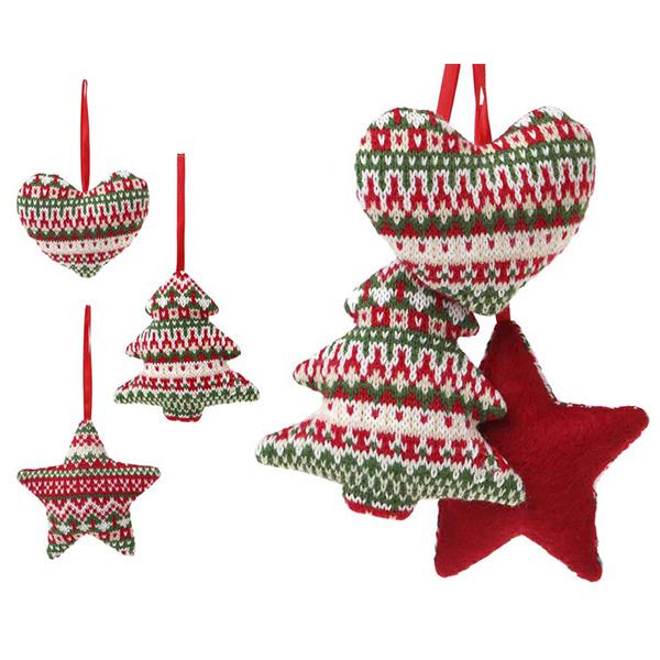 Adorno Navideño Christmas Planet 8339 (12 cm)
