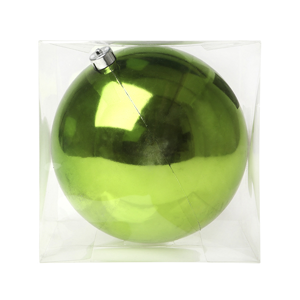 Bola de Navidad Christmas Planet 7391 20 cm Verde