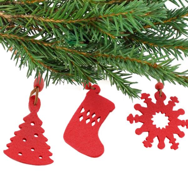 Set Adornos de Navidad (9 pcs) 143421