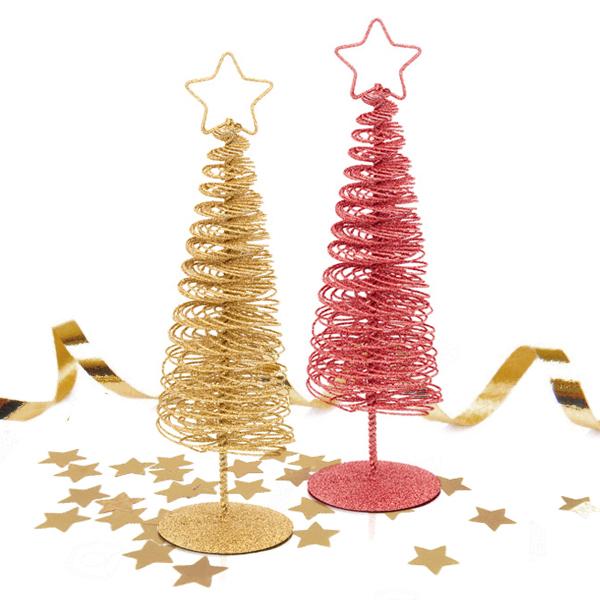 Árbol de Navidad con Estrella (7 x 25 x 7 cm) 143422