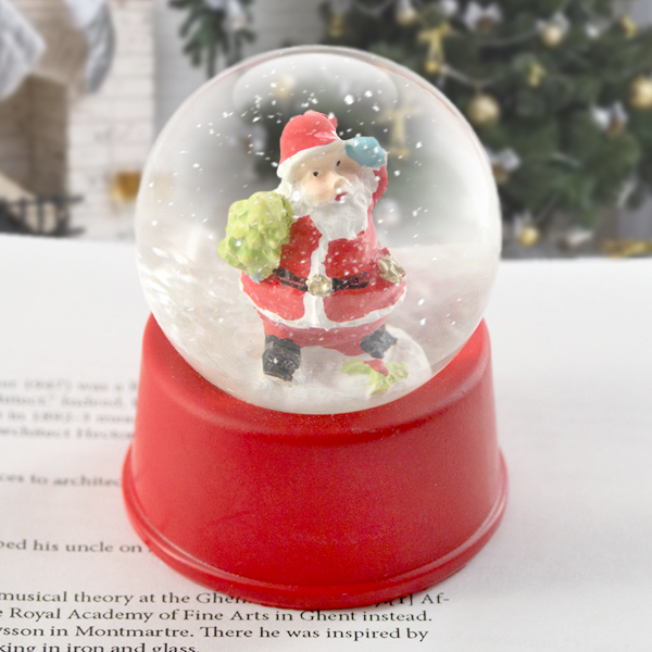 Bola de Nieve de Papá Noel 143800