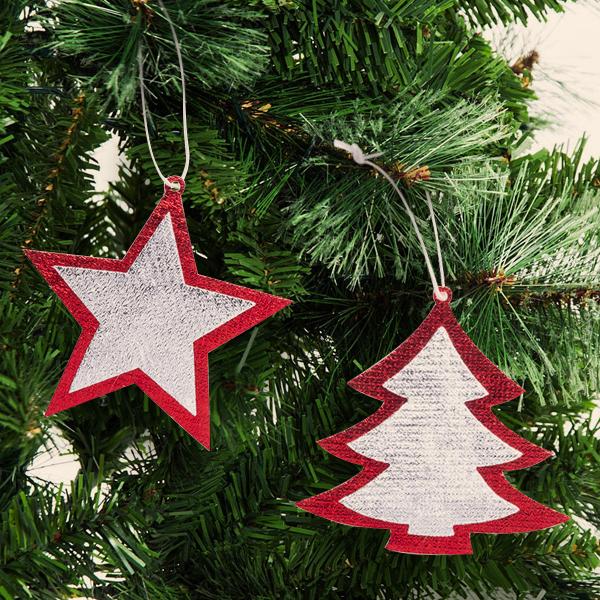 Set Adornos de Navidad (2 pcs) 145898
