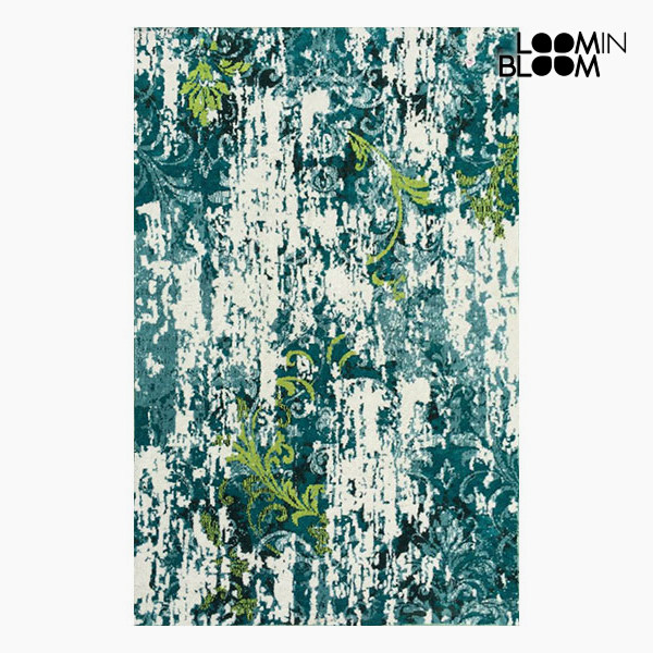 Alfombra (240 x 170 x 3 cm) Microfibra Verde
