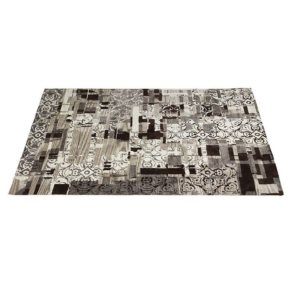 Alfombra (300 x 200 x 3 cm) Gris