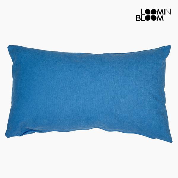 Cojín (30 x 50 cm) Azul