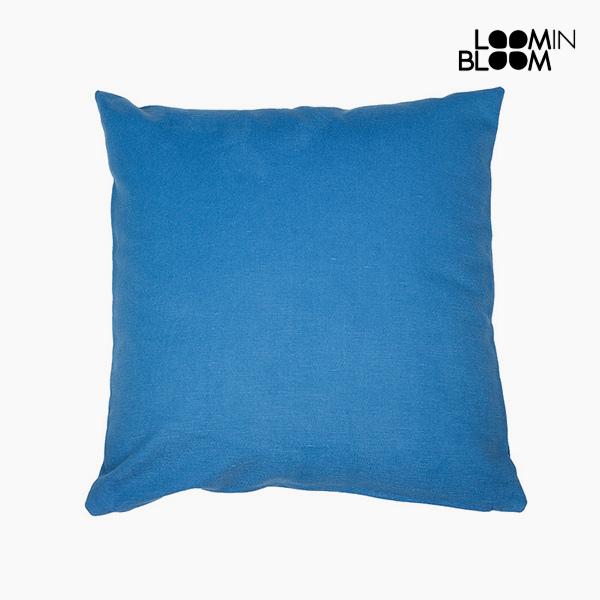 Cojín (45 x 45 cm) Azul
