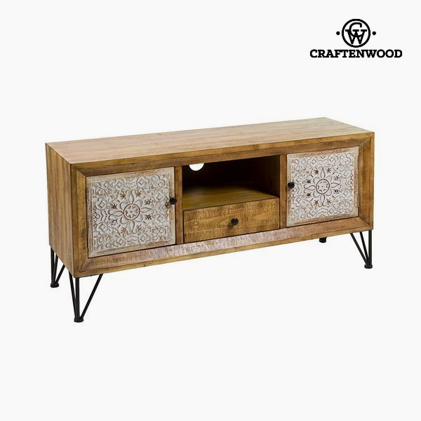 Mesa TV Abeto Mdf (121 x 57 x 38 cm) by Craftenwood