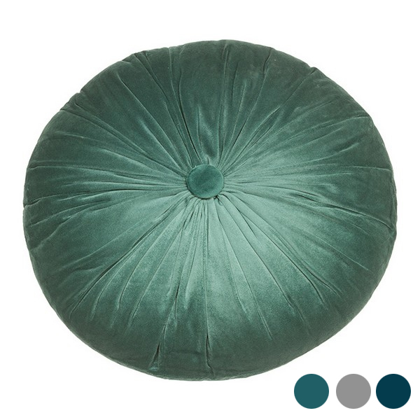 Cojín Round Poliéster (40 X 10 x 40 cm)